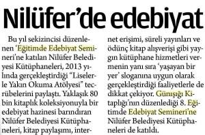 14.03.2015 Bursa A Gazete