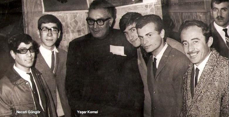 Türkçe'nin rüzgâr tanrısı: Yaşar Kemal